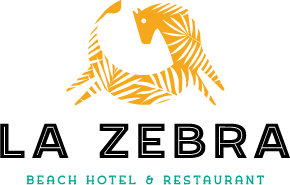 La Zebra Beachfront Hotel & Restaurant in Tulum, Mexico